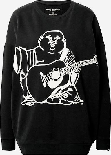 True ReligionCollegepaita värissä musta / valkoinen, Tuotenäkymä