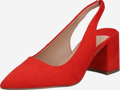 Dorothy Perkins Pumps 'Daffee Court' in rot: Frontalansicht