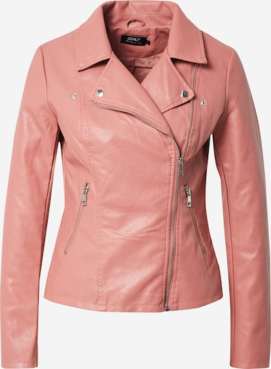ONLY Between-season jacket 'Melisa' in dark pink, Item view