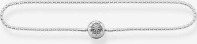 Thomas Sabo Necklace 'Karma Bead, KK0001-001-12' in Silver, Item view