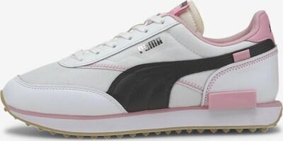 PUMA Sneaker in hellpink / schwarz / weiß, Produktansicht