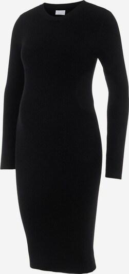 Pieces Maternity Kleid in schwarz, Produktansicht