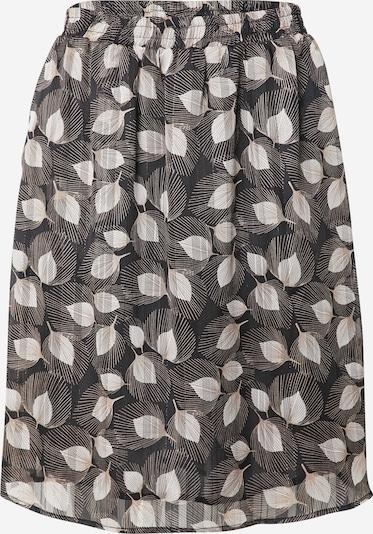 Kaffe Skirt 'Adelima' in Beige / Dark grey, Item view
