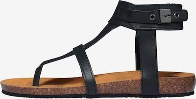 SCHOLL Flache Sandalen 'BERRY 2.0' in schwarz, Produktansicht