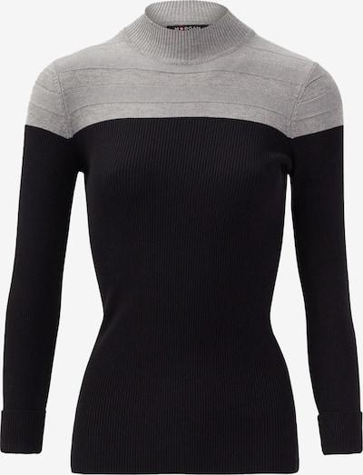 Morgan Pullover '172-MICO.M' in grau / schwarz, Produktansicht