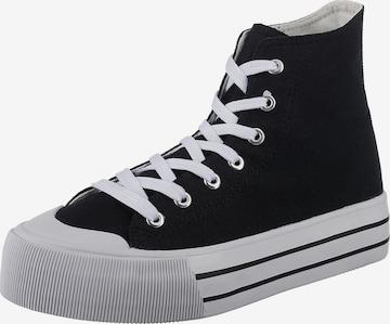 ambellis High-Top Sneakers in Black