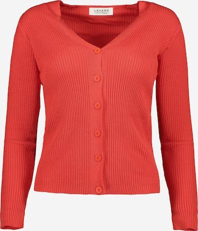 Lavard Pullover in orange, Produktansicht
