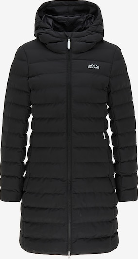 ICEBOUND Wintermantel in schwarz, Produktansicht