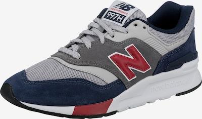 new balance Sneaker '997H' in navy / grau / rauchgrau / rot, Produktansicht