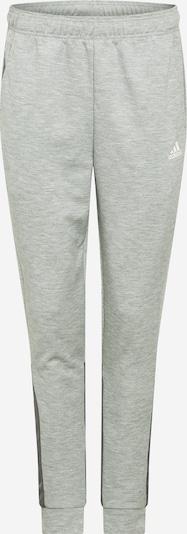 ADIDAS PERFORMANCE Sportske hlače 'MH Aero' u siva melange, Pregled proizvoda