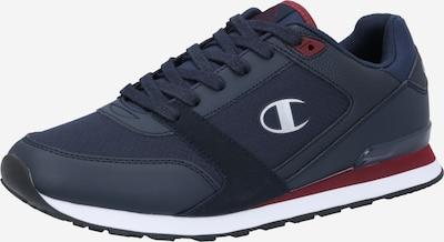 Champion Authentic Athletic Apparel Låg sneaker 'C.J. MIX' i marinblå / vit, Produktvy