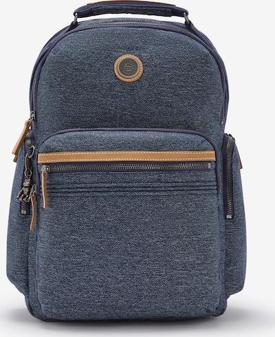 KIPLING Edgeland Plus Osho Rucksack 42 cm Laptopfach in blau, Produktansicht