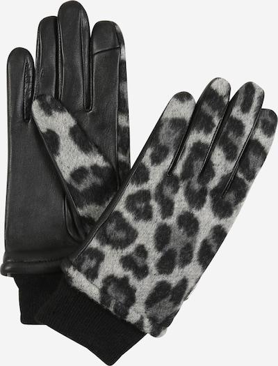 ONLY Handschuhe 'LENA' in grau / schwarz, Produktansicht