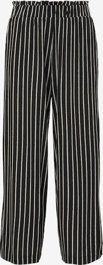 TOM TAILOR DENIM Broek in de kleur Zwart / Wit, Productweergave