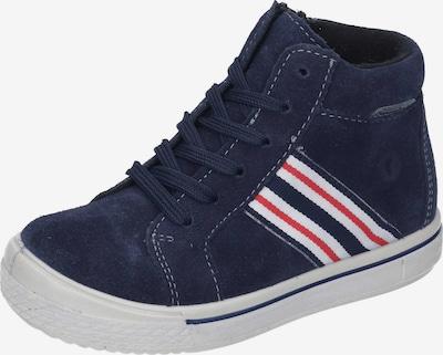 RICOSTA Sneaker in navy / rot / weiß, Produktansicht