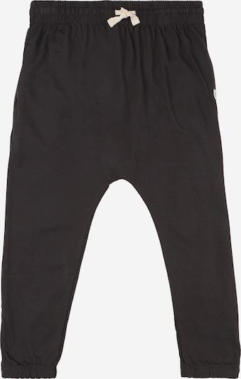 Cotton On Bukser 'Lennie' i sort-meleret: Frontvisning