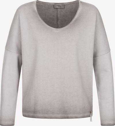 Cotton Candy Langarmshirt 'PAMELA' in grau, Produktansicht