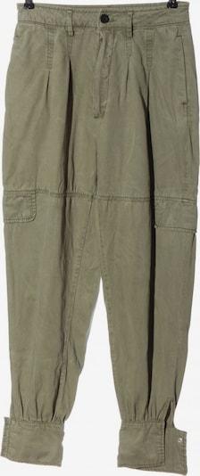 AllSaints Stoffhose in S in khaki, Produktansicht