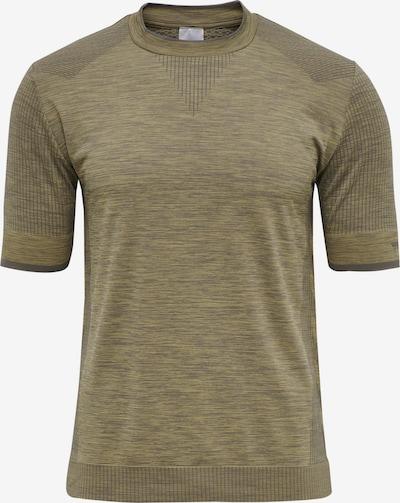 Hummel T-Shirt in braun, Produktansicht
