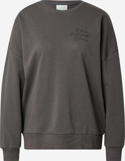 VILA Sportisks džemperis 'Jessy' akmens / melns, Preces skats