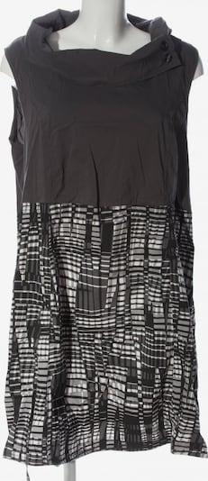 Gina Laura Minikleid in XL in hellgrau / schwarz / weiß, Produktansicht