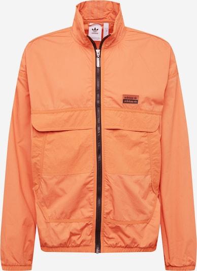 ADIDAS ORIGINALS Jacke in orange, Produktansicht