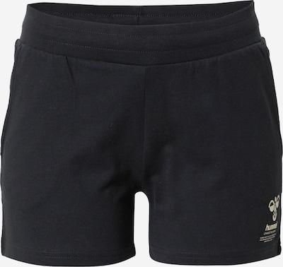 Hummel Pantalón deportivo 'SKYLAR' en negro / blanco, Vista del producto