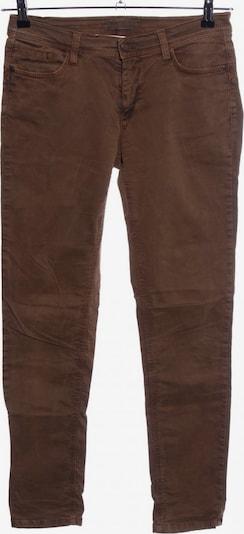 DEYK Stretch Jeans in 29/32 in braun, Produktansicht