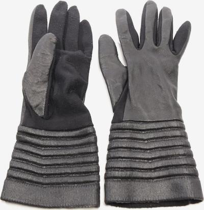 D-Exterior Handschuhe in S in schwarz, Produktansicht