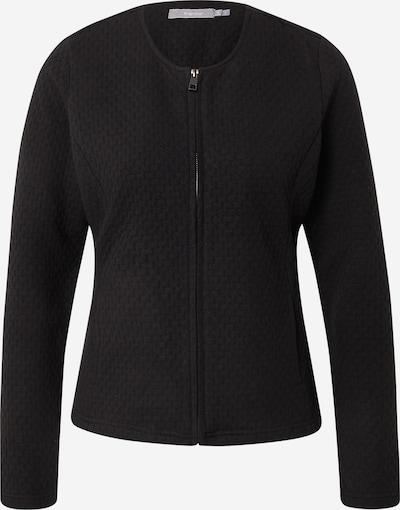 Fransa Strickjacke 'CECARDI' in schwarz, Produktansicht
