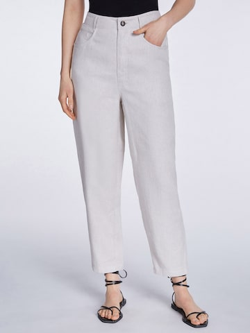 SET Trousers in Grey