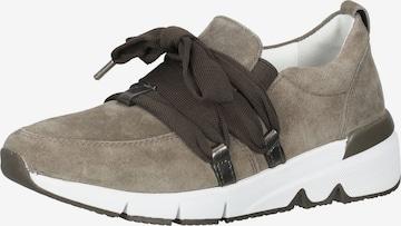 GABOR Sneakers in Brown