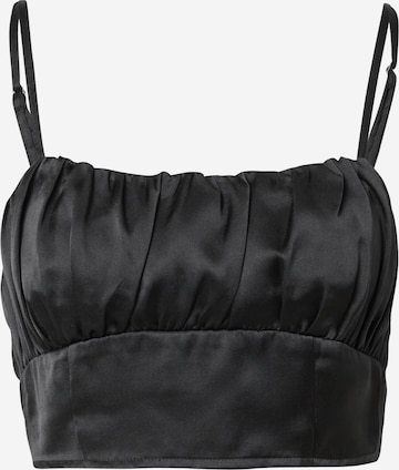Missguided Top in Black