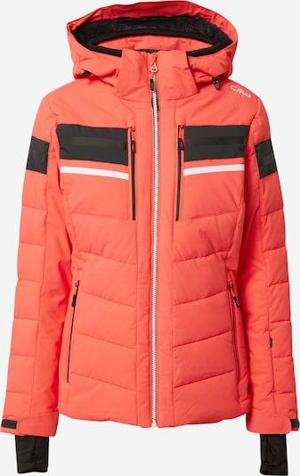 CMP Sportovní bunda - svítivě oranžová / černá, Produkt
