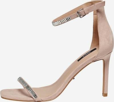 ONLY Sandalettte in rosa, Produktansicht