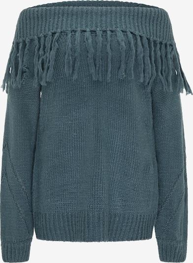 usha FESTIVAL Pullover in rauchblau, Produktansicht