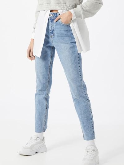 VERO MODA Jeans 'Brenda' in de kleur Blauw denim, Modelweergave