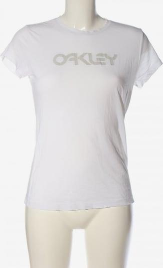OAKLEY T-Shirt in M in weiß, Produktansicht