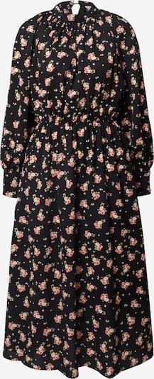 Louche Kleid 'Neima Rose' in blau / navy / khaki / weiß, Produktansicht