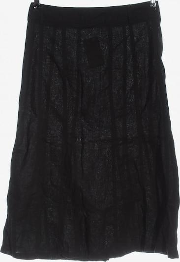 F&F Clothing & Fashion Leinenrock in M in schwarz, Produktansicht