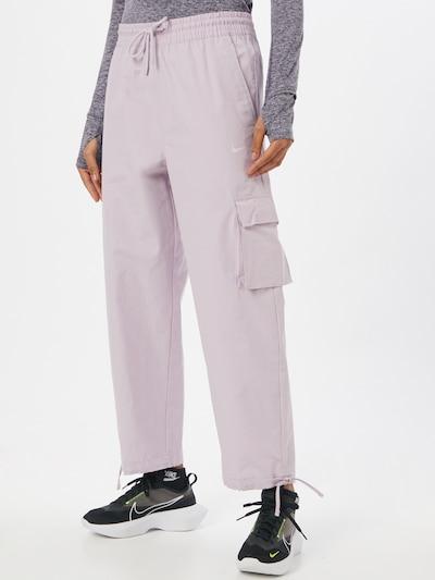 Nike Sportswear Панталон в светлолилаво: Изглед отпред