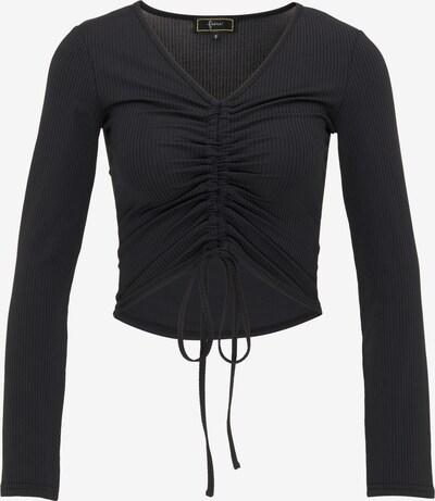 faina Shirt in schwarz, Produktansicht
