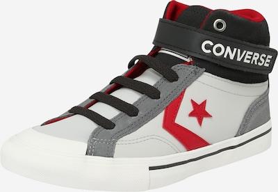 szürke / világosszürke / piros / fekete CONVERSE Sportcipő 'PRO BLAZE', Termék nézet