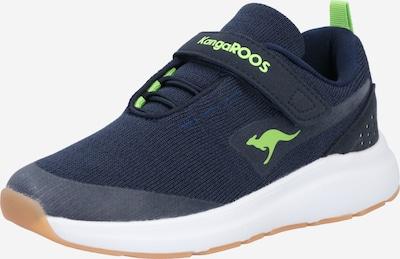 KangaROOS Tenisky 'KB-Hook' - tmavě modrá / světle zelená, Produkt