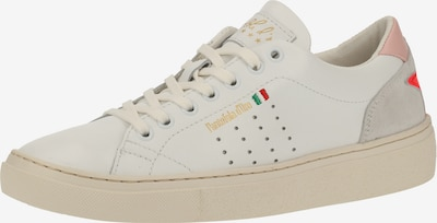 PANTOFOLA D'ORO Sneaker in neonpink / weiß, Produktansicht