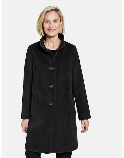 GERRY WEBER Mantel in schwarz, Modelansicht