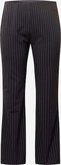 Urban Classics Curvy Hose in schwarz / weiß, Produktansicht