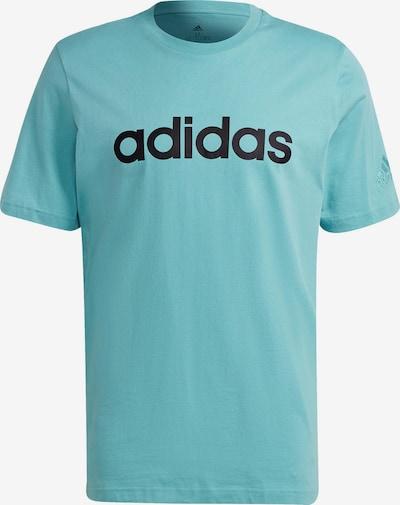 Tricou funcțional ADIDAS PERFORMANCE pe verde mentă / negru, Vizualizare produs