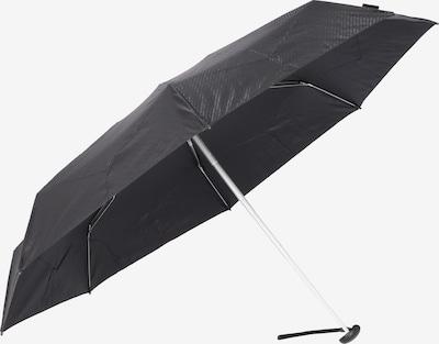 KNIRPS Regenschirm 'X1' in schwarz, Produktansicht