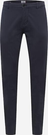 Lindbergh Pantalon chino en bleu marine, Vue avec produit